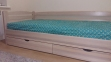 Кровать Мини (Ясень Масив) 0