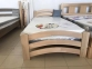 Ліжко Міні люкс (Бук Щит) 1