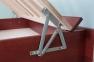 Ліжко Карлсон з підйомним механізмом (Бук Масив) 3