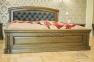 Ліжко Радість Люкс (Дуб Масив) 10