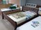 Кровать Ретро (Дуб Щит) 3