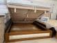 Ліжко Амелія з підйомним механізмом (Бук Масив) 3
