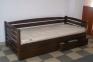Кровать Мини (Ясень Масив) 20