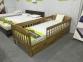 Кровать Арина+ (Ясень масив) 9