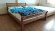 Ліжко Ретро (Дуб Щит) 2
