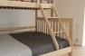 Ліжко Орхідея (Бук Масив) 1