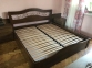 Кровать Лилия (Ясень Щит) 1
