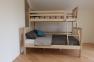 Ліжко Орхідея (Бук Масив) 0