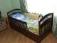 Кровать Арина+ (Бук масив) 3