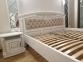 Ліжко Радість Екстра (Дуб Масив)  0