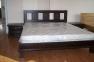 Кровать Алексия (Дуб Щит) 2