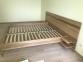 Кровать Леон (Дуб Масив) 1