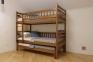 Кровать Том и Джерри (Бук Массив) 0