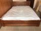 Ліжко Глорія (Бук щит) 2