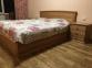 Кровать Бегония (Ясень Масив) 9