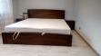 Ліжко Бегонія (Бук щит) 0
