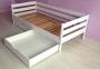 Ліжко Нота (Бук Щит) 6