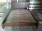 Ліжко Бегонія (Бук щит) 17
