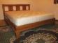 Кровать Алексия (Бук Масив) 4