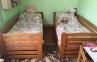 Кровать Мини (Бук Масив) 1