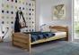 Кровать Мелман (Дуб Щит) 6