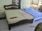 Кровать Лилия (Дуб Щит) 10