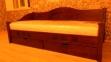 Кровать Греция (Бук Масив) 14