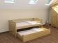 Кровать Мальвина (Бук Массив) 7