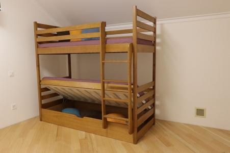 Ліжко Шрек (Бук Масив)