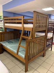 Ліжко Орхідея (Бук Масив)