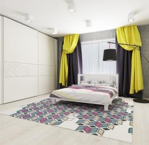 Кровать Ипомея (Бук Масив)