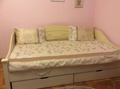 Кровать Барби (Бук Масив)