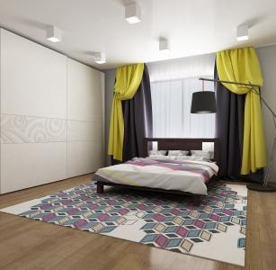 Кровать Ипомея (Ясень Щит)