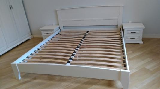 Кровать Бегония (Ясень Масив)