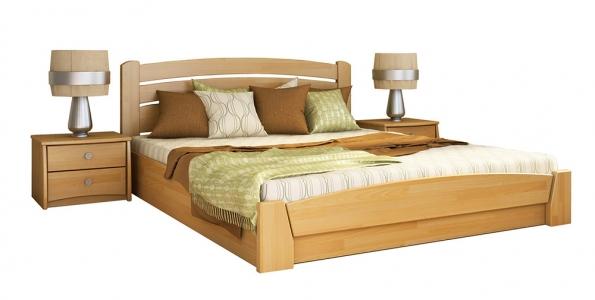 Кровать Селена Ауре (Бук Масив)