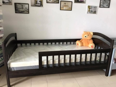 Ліжко Аріна+ (Бук щит)