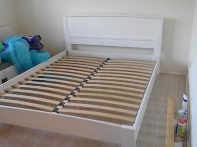 Кровать Алексия (Бук Щит)
