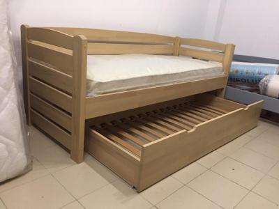 Кровать Мини трансформер (Дуб Щит)