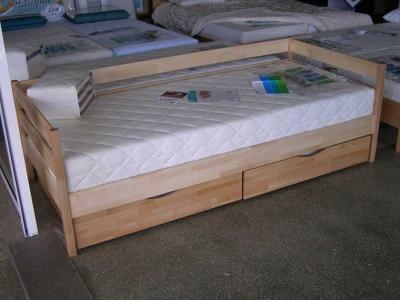 Ліжко Нота (Бук Щит)
