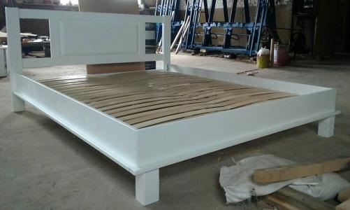 Кровать Ипомея (Бук Щит)
