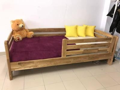Кровать Мини (Дуб Щит)