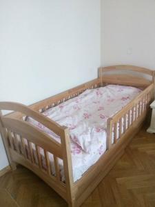 Кровать Арина+ (Ясень масив)