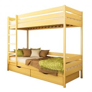 Кровать Дуэт (Бук Масив)