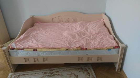 Ліжко Греція (Бук Масив)