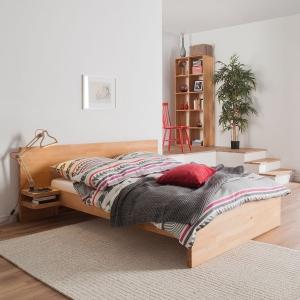 Кровать Леон (Дуб Масив)