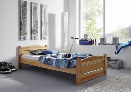 Кровать Мелман (Дуб Щит)