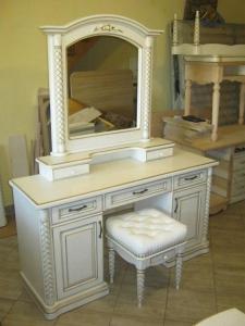 Косметичний стіл Радість (Дуб Масив)