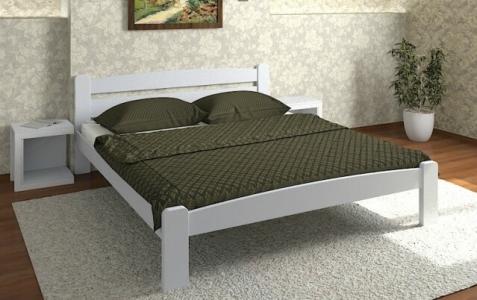 Кровать односпальная Дональд (Бук Массив)