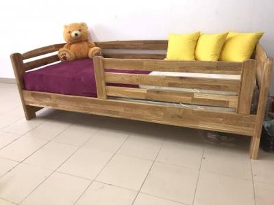 Ліжко Міні (Дуб Щит)