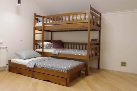 Ліжко Том і Джері (Бук Масив)